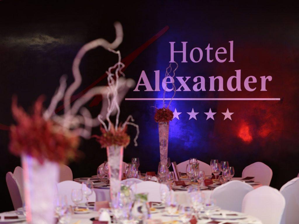 hotel alexander event